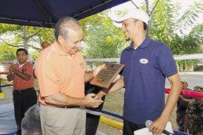 OMB presente en Nicaragua Pablo Fletes