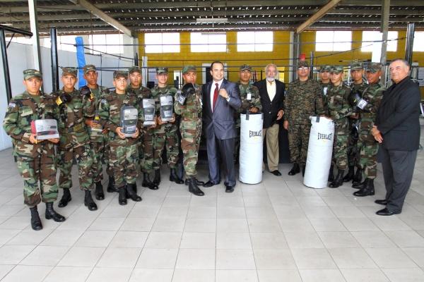 OMB y Escuela Militar14