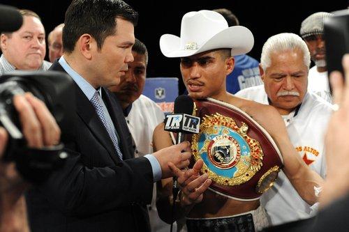 Boxing: Miguel Angel Garcia vs. Orlando Salido