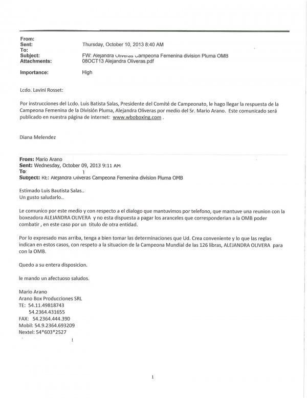 10OCT13 E-mail 2