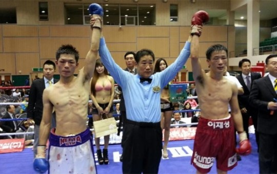 Lee and Katagiri battle to a draw; WBO Oriental super bantamweight title remains vacant