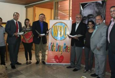 Pro Búsqueda recibe donativo de la Organización Mundial de Boxeo