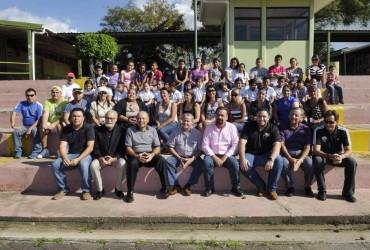 LA OMB VISITA ESCUELA DE HATILLO, SAN JOSE, COSTA RICA