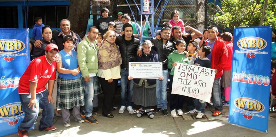 WBO | Entrega la OMB un importante donativo a la Casa Hogar La ...