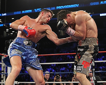 HBO Boxing After Dark at The Barclays Center.