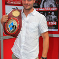 The fifth title fight is fix – Dominic Boesel vs. Daniel Regi