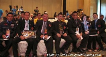 NOTES FROM SHANGHAI PART I: PBCC AND CHINA'S BOXING BOOM