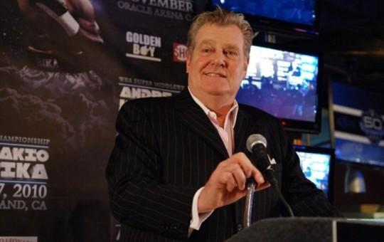 Promoter Dan Goossen passes away at 64