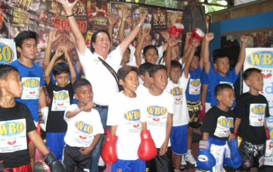 WBO-KDFP HOLDS IT'S 4th  ANNUAL DRUG-FREE GIFT GIVING CAMPAIGN FOR YOUTH IN INDONESIA