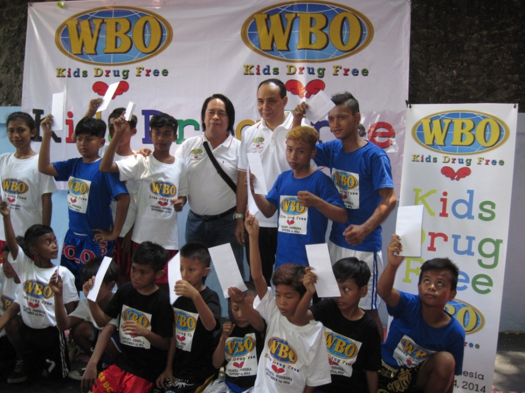 WBO Drug Free Indonesia 5