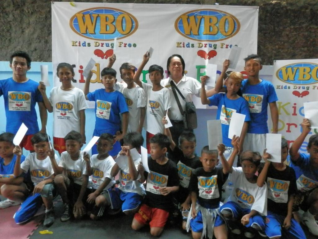 WBO Drug Free Program Indonesia 19