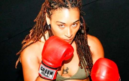 Hanna Gabriel en pelea de Título Mundial en Cartel Triple Corona el 20 de Diciembre en Noche de Campeones DirectTV en el San Juan Resort and Casino