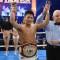 Omar Narvéz no pudo con Naoya Inoue y perdió el título Supermosca de la OMB