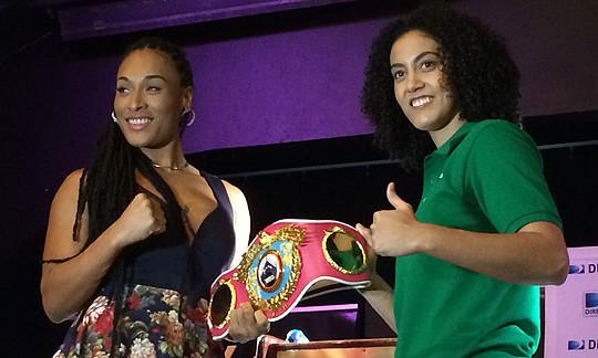 Gabriels vs Ramírez, pelea de calidad