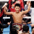 Naoya Inoue wins second title