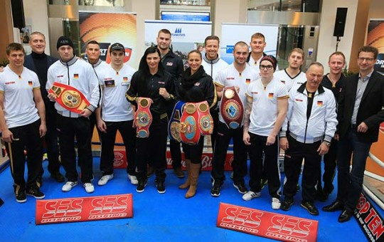 SES Boxing to reach promotional milestone