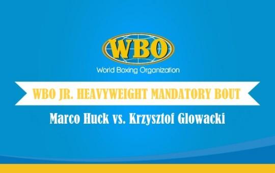 WBO JR. HEAVYWEIGHT NEGOTIATIONS