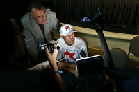 Kovalev - Mohammedi Presser  Mandalay Bay, Las Vegas