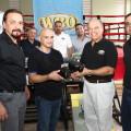 OMB Hace Entrega De Equipo De Boxeo En Hatillo, Puerto Rico