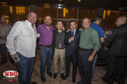 Photos: Welcome Cocktail