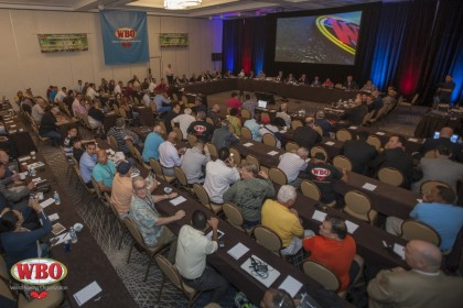 WBO Convention – General Assembly-Executive Committee