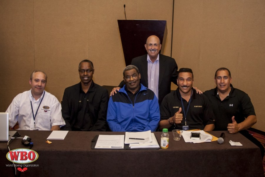 PRESS RELEASE FOR SECOND DAY OF WBO CONVENTION