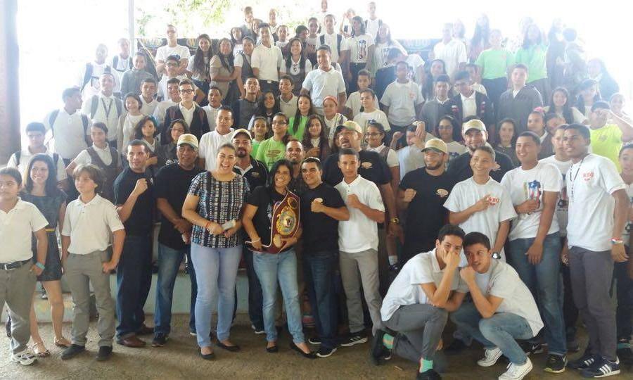 'WBO Kids Drug Free' Llega Al Municipio De Cidra, Puerto Rico
