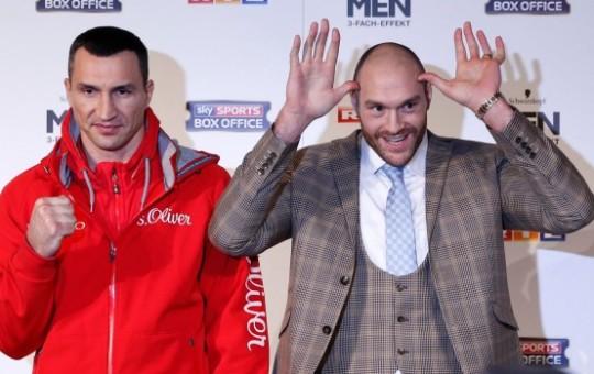 Wladimir Klitschko out to silence Tyson Fury, prolong heavyweight reign