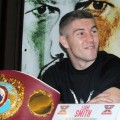 Liam Smith laughs off Jimmy Kelly challenge as 'just wages for Christmas'