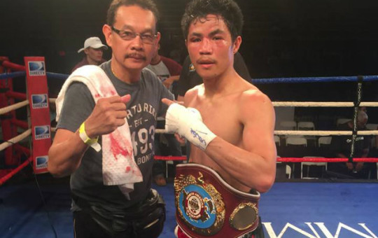 Pinoy boxer Joebert Alvarez scores upset KO over Jonathan Gonzalez