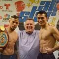 Photos/Weights: Orlando Cruz vs. Romulo Koasicha