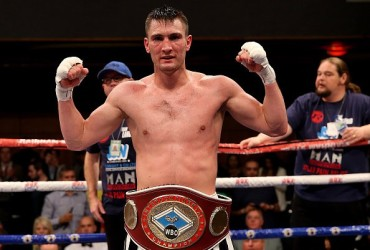 Tommy Langford Decisions Taylor, Wins Commonwealth Belt