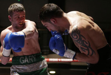 Boxing results: Gary Corcoran takes dominant win over Danny Butler