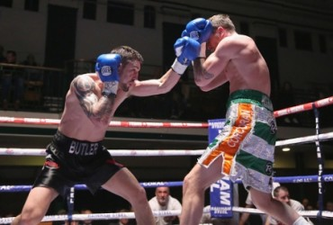 Boxing News & Update: Gary Corcoran Wins Over Danny Butler