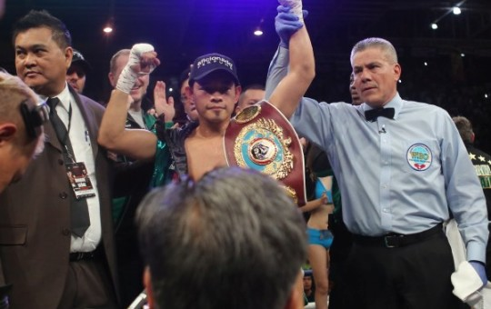DONAIRE ASSUMES PACQUIAO MANTLE WITH CRUSHING 3RD ROUND TKO OF BEDAK