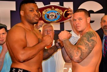 NABO Heavyweight Championship – Weights from Seneca Niagara Resort & Casino