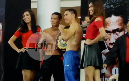Donnie Nietes expects challenger Raul Garcia to suffer same fate as twin brother Ramon