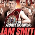 Liam Smith happy with opponent, looks forward to June 4 homecoming