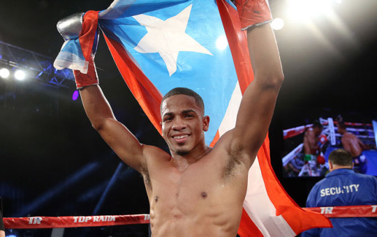 Verdejo halts Martinez in five