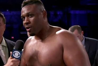 Jarrell Miller destroys Nick Guivas