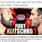 Tyson Fury vs. Wladimir Klitschko II