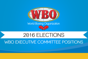 2016 Elections for WBO Executive Committee Positions