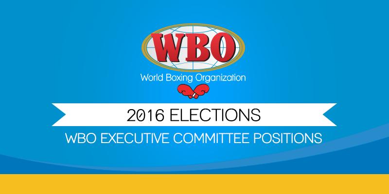 WBO-elections