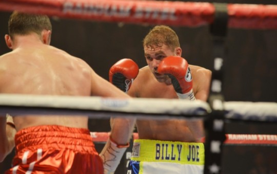 Billy Joe Saunders focussed on WBO title defence against 'the Wolverine'