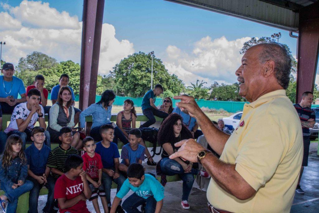 WBO iLLEVÓ REGALOS Y ALEGRÍA A NIÑOS DE ZONA SUR DE PUERTO RICO