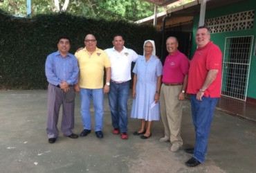La OMB continúa con su respaldo a hogar infantil en Nicaragua