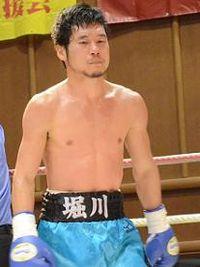 Horikawa wins vacant WBO ASPAC 108lb belt