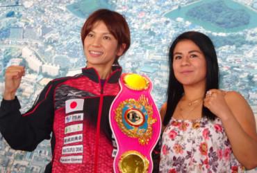 WBO female 112lb champ Yoshikawa to face Mexican Alarcon today