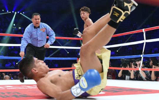 Full Report: Inoue finishes Rodoriguez to keep WBO 115lb belt