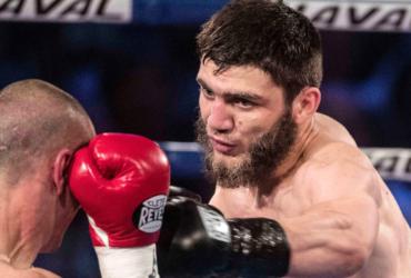 Umar Salamov (Rus) beat Emil Markic (Bos) by TKO